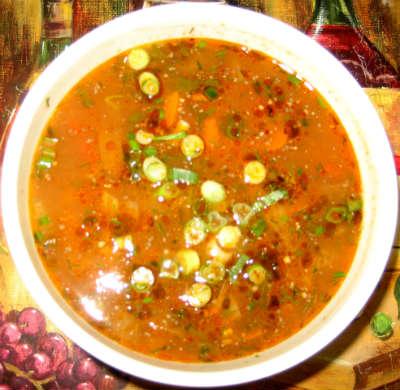 рецепт супа харчо грузинская кухня